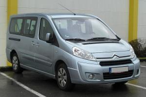 Citroën Jumpy Kombi